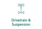 Drivetrain & Suspension Systems