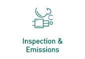 Inspection & Emissions