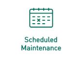 Scheduled Maintenance